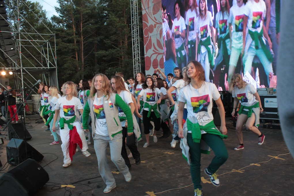 Forums for talented youth from Russia